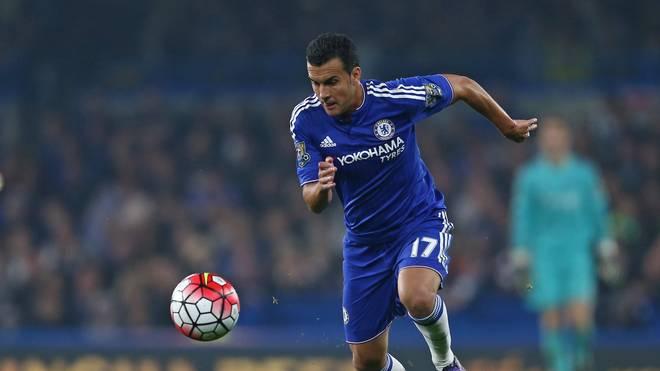 Pedro wechselte vom FC Barcelona zum FC Chelsea