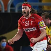 Hansen als MVP geehrt - Drei Schweden im All-Star-Team