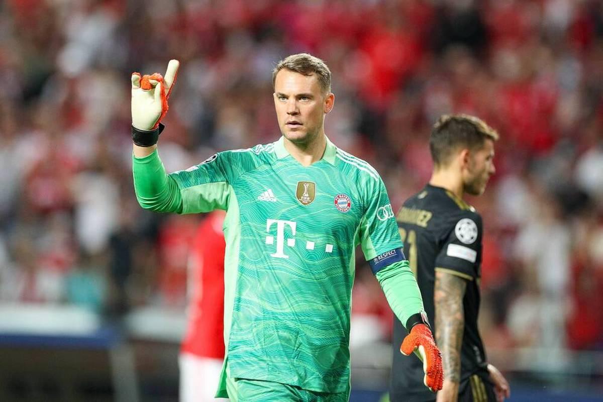 Der FC Bayern gewinnt im dritten Gruppenspiel souverän bei Benfica Lissabon. Leroy Sané ragt aus einem starken Kollektiv heraus. Die Einzelkritik.