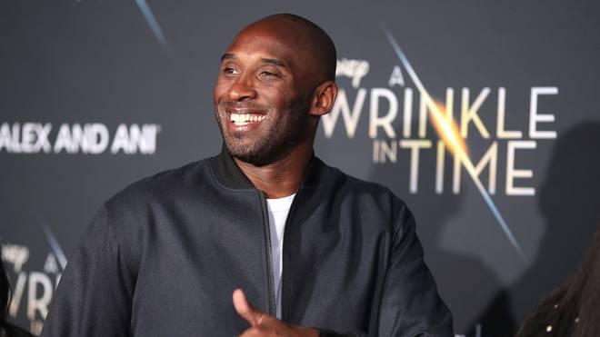 Ex-NBA-Star Kobe Bryant kann über sich selbst lachen