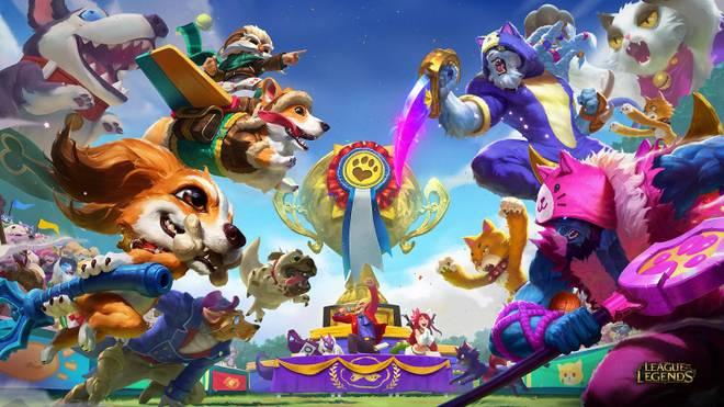 Auch in diesem Jahr präsentiert League-of-Legends-Entwickler Riot Games ein Versus-Event. Dieses Mal ganz im Zeichen der beliebten Vierbeiner: Katzen gegen Hunde
