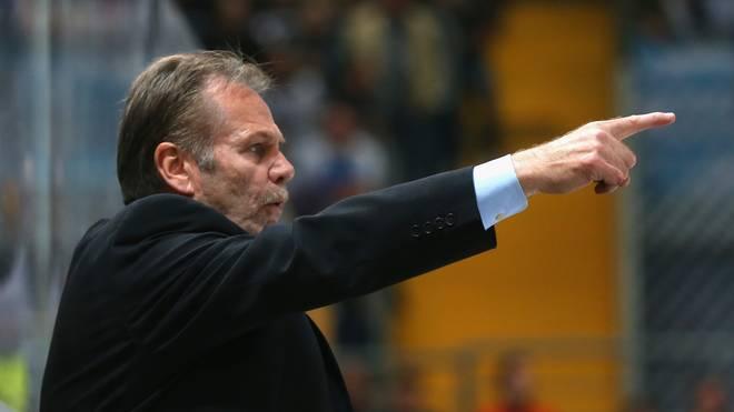 Rick Adduono ist seit Dezember 2009 Coach der Krefeld Pinguine