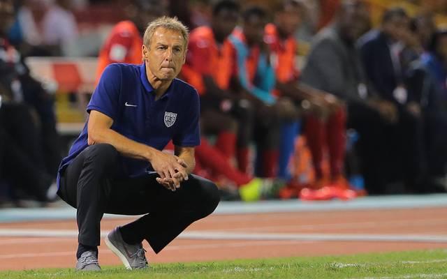 Jürgen Klinsmann wurde 1990 mit Deutschland Weltmeister
