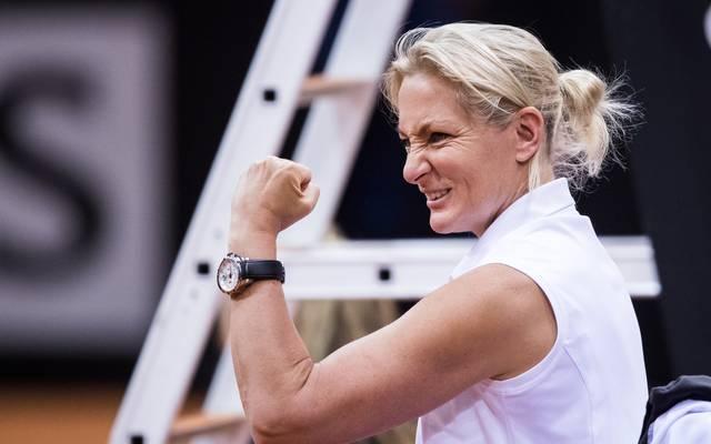 Tennis: Deutsche Tennis Bund verlängert mit Barbara Rittner , Barbara Rittner bleibt Head of Women's Tennis beim DTB