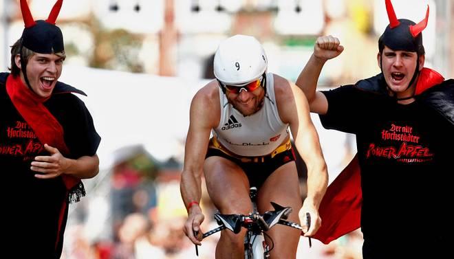Der ehemalige Hawaii-Sieger Faris Al-Sultan ist inzwischen als Triathlon-Trainer erfolgreich