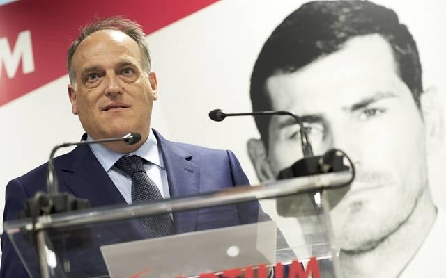 Javier Tebas kritisiert die Berufung von al-Khelaifi in das UEFA-Exekutivkomitee