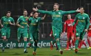 Fußball / Regionalliga Südwest
