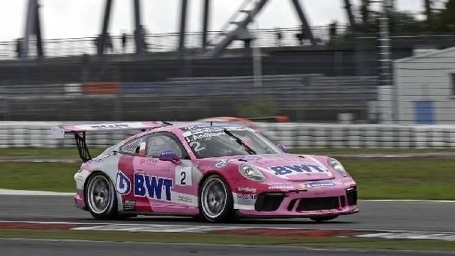 Julien Andlauer war auf dem Nürburgring nicht zu schlagen