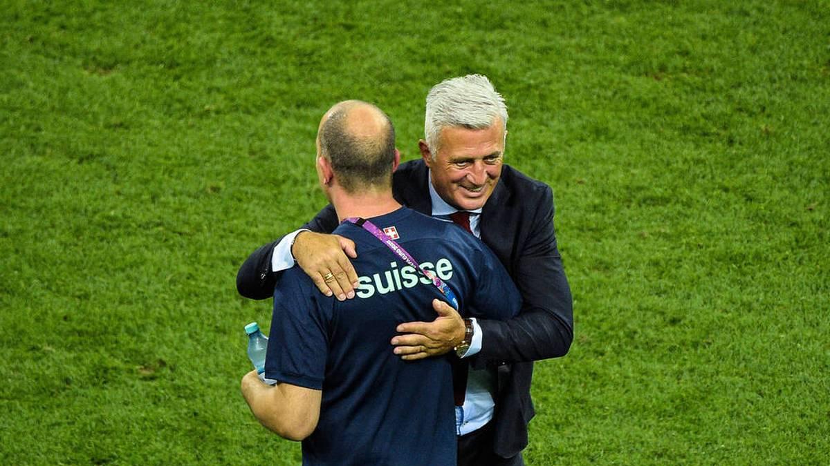 """""""Meistverkannt!"""" Schmidt bricht Lanze für Schweiz-Coach"""