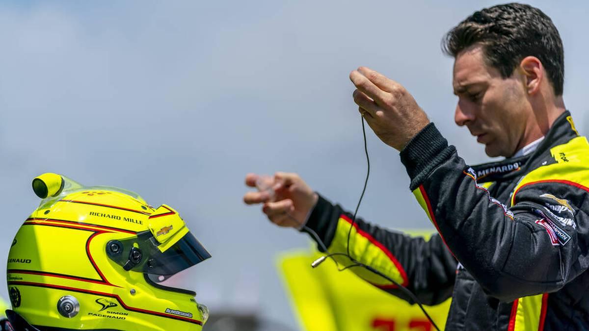 Simon Pagenaud hat mächtig Respekt vor F1-Veteran Fernando Alonso