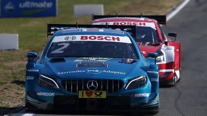 Gary Paffett ist DTM-Champion 2018