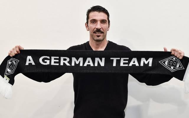 Gianluigi Buffon ist großer Sympathisant von Borussia Mönchengladbach