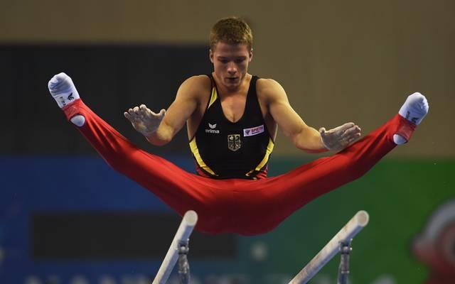 Philipp Herder ist von Beruf Sportsoldat