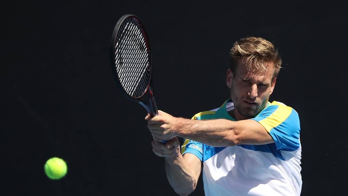 Peter Gojowczyk ist die Nummer 85 der Weltrangliste