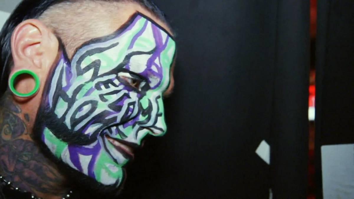 Jeff Hardy hat sich offenbar mit Corona infiziert