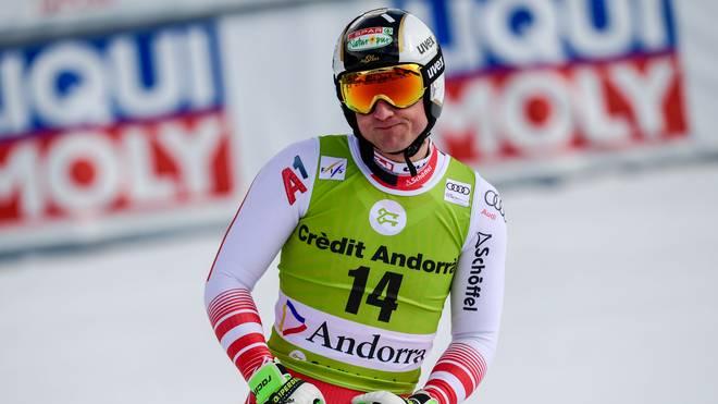 Operation Aderlass: Skirennläufer Hannes Reichelt befragt , Der Österreicher Hannes Reichelt ist in den Fokus der Ermittler gerückt