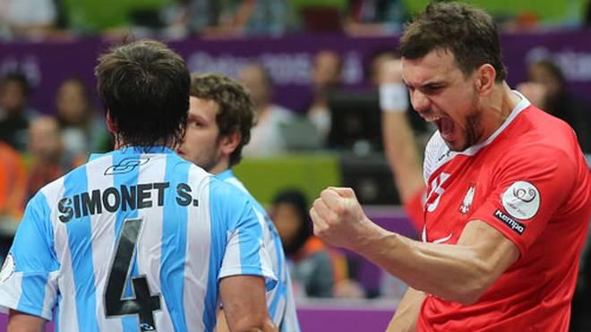 Polen-Argentinien-Handball-WM