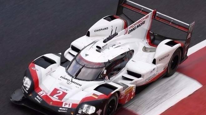 Porsche #2 war wieder einmal das schnellste Auto der WEC