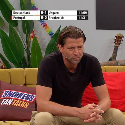 "Weidenfeller kritisiert Gegentor: ""Überall nur Begleitschutz"""