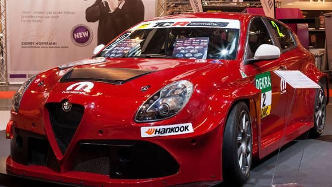 Alfa Romeo tritt bei der TCR Germany mit der Giulietta TCR an