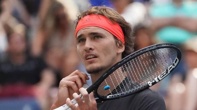 Alexander Zverev kam bei einem Grand Slam nie über das Viertelfinale hinaus