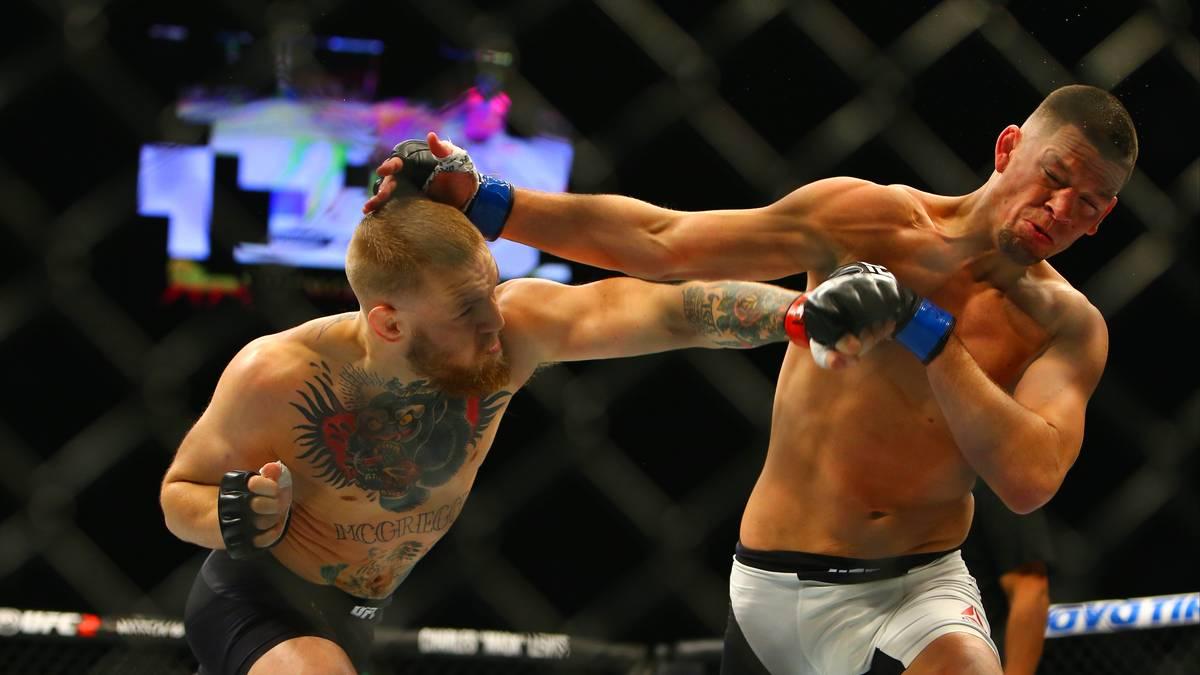 Conor McGregor verlor bei UFC 196 gegen Nate Diaz