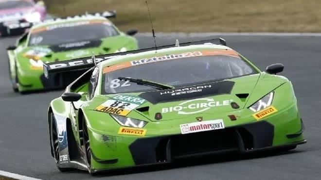 Vierte Pole-Position im ADAC GT Masters: Christian Engelhart