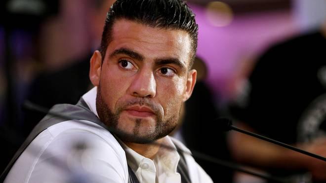 Boxen: Kampf von Manuel Charr gegen Fres Oquendo vor erneuter Absage, Manuel Charr sollte gegen den US-Amerikaner Fres Oquendo boxen