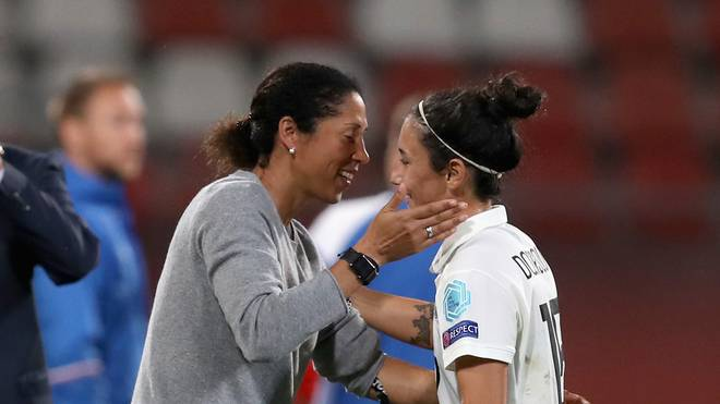 Russia v Germany - UEFA Women's Euro 2017: Group B