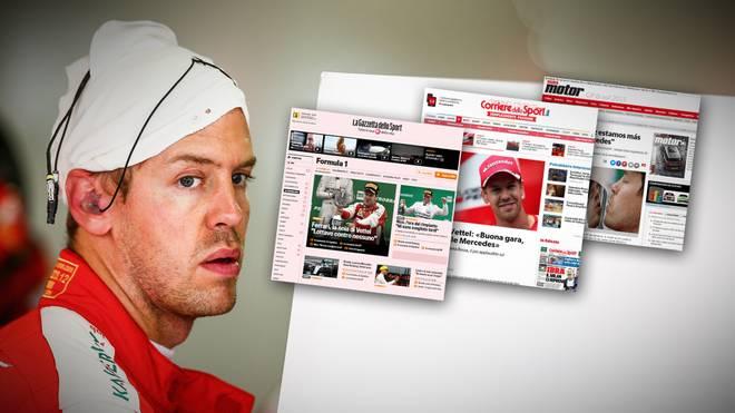 Nach Platz 3 in Brasilien soll Sebastian Vettel den Ferraristi 2016 den Titel bescheren