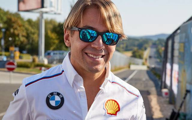 BMW-Fahrer Augusto Farfus setzt seine Karriere außerhalb der DTM fort