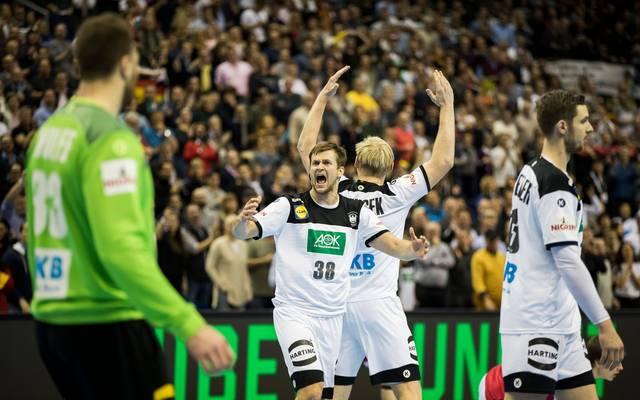 Deutschland hat bei der Heim-WM das Halbfinale als Ziel ausgegeben