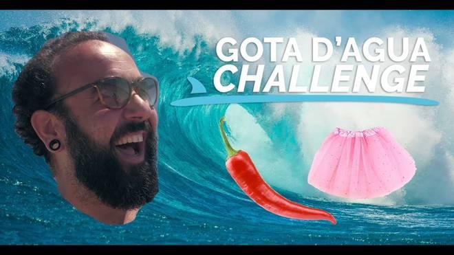 Surf Competition ganz anders: Gota D'Agua zeigt dass Wettbewerb auch lustig geht