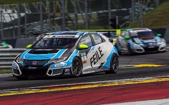 Zweiter Saisonsieg im dritten Rennen: Josh Files gewinnt in Österreich