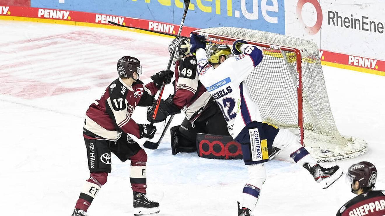 Für die Eisbären Berlin gab es die zweite Niederlage in Serie