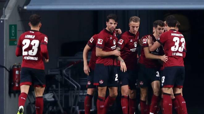 FC Augsburg v 1. FC Nuernberg - Bundesliga