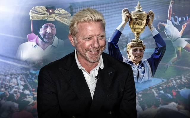 Boris Becker hat sich mit seinem Wimbledon-Sieg unsterblich gemacht