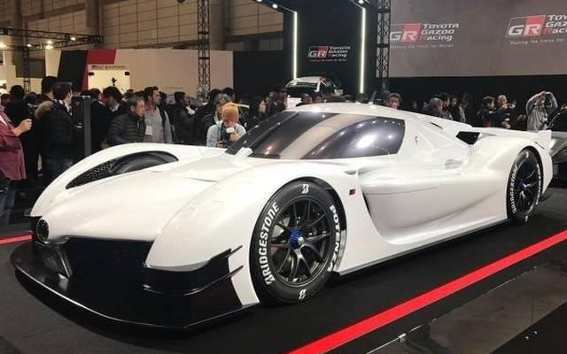 Toyota hat mit dem GR Super Sport bereits einen GTP-Kandidaten