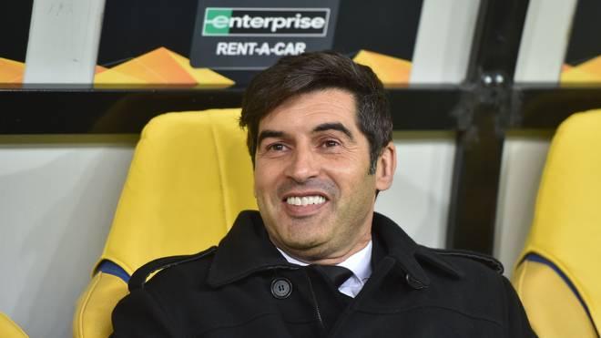 Serie A: Paulo Fonseca wird neuer Trainer beim AS Rom, Der Portugiese Paulo Fonseca übernimmt das Traineramt beim AS Rom