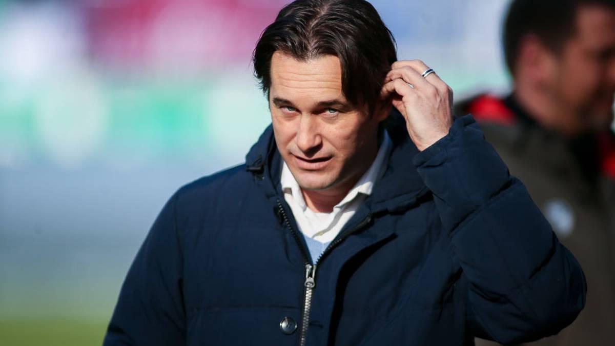 Gerhard Zuber verlängert seinen Vertrag bei Hannover 96