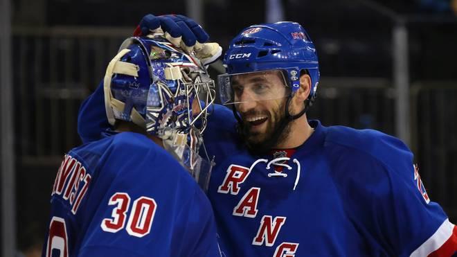 Den New York Rangers fehlt nur noch ein Sieg, um den Vereinsrekord einzustellen