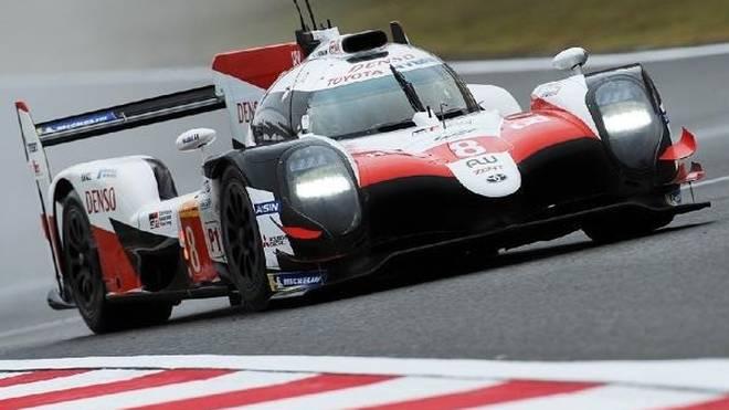 Alonso/Buemi/Nakajima holten sich eine wenig aussagekräftige Tagesbestzeit