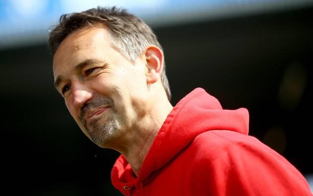 Achim Beierlorzer ist Assistenzcoach bei RB Leipzig