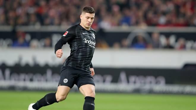 Eintracht Frankfurt - Marseille: Europa League LIVE im TV, Stream & Ticker - Luka Jovic kann mit Eintracht Frankfurt den Gruppensieg perfekt machen