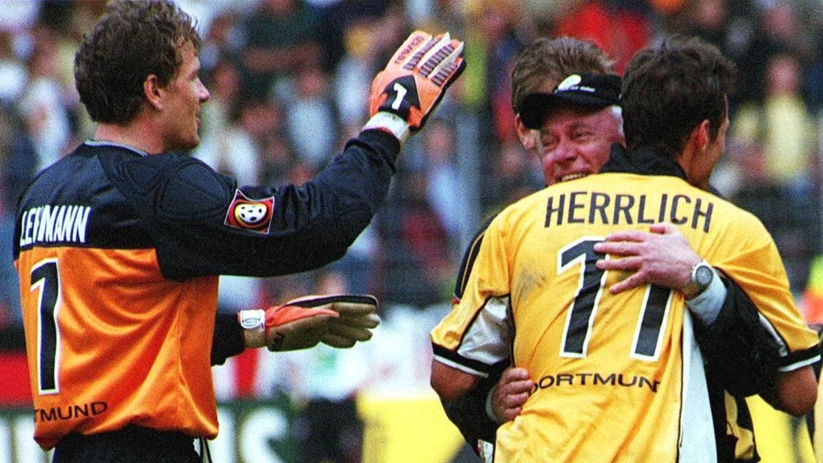Udo Lattek Borussia Dortmund