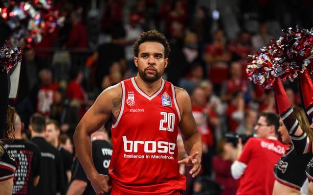 Bambergs Elias Harris spielte bereits in der NBA