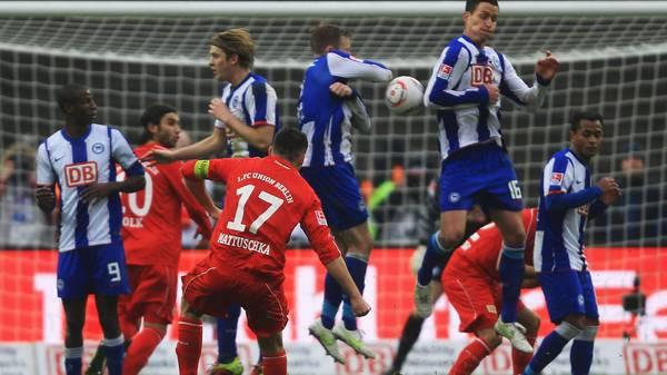 Hertha BSC Berlin v Union Berlin - 2. Bundesliga