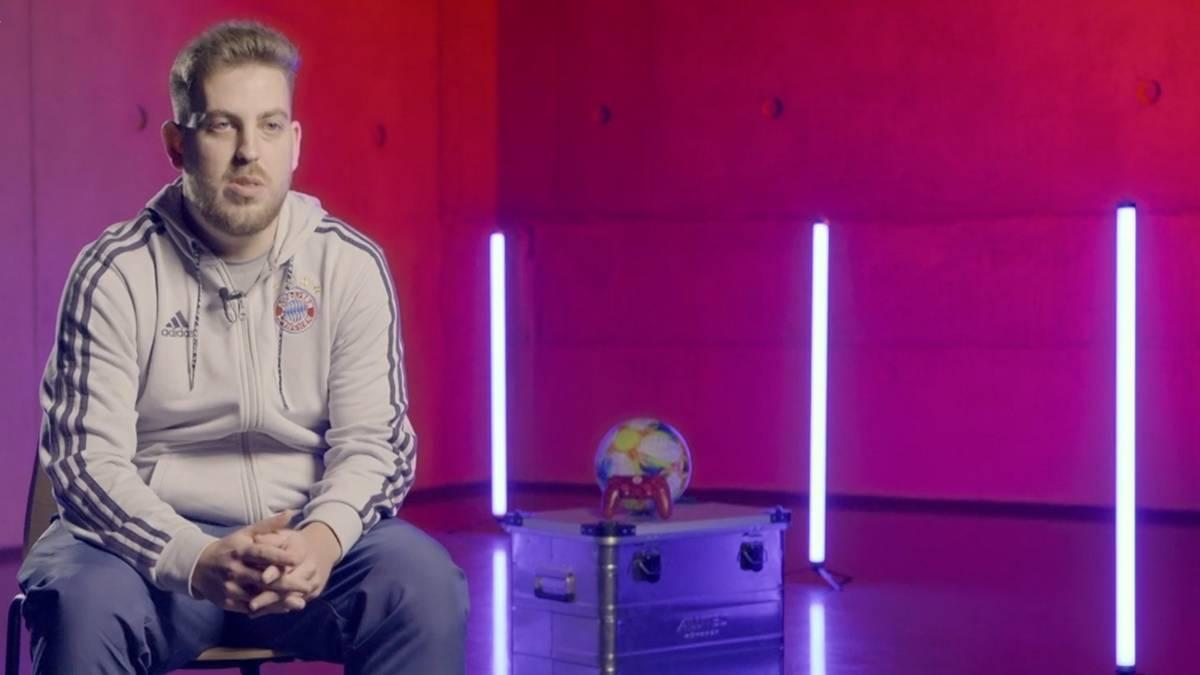 José Carlos Sánchez Guillén ist einer von drei eSports-Profis beim FC Bayern