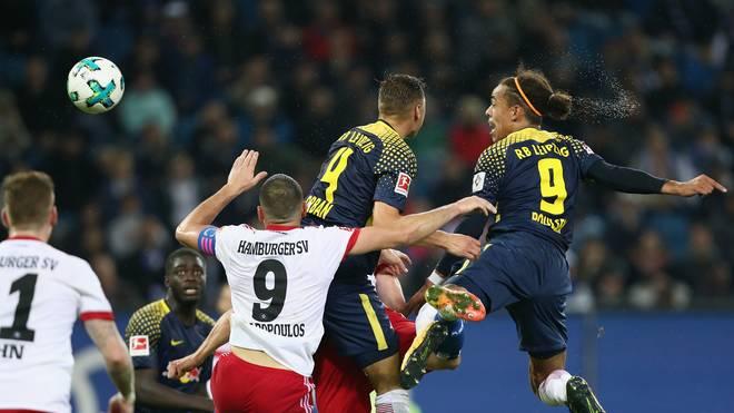 Auch bei der Partie Hamburg-Leipzig kam es zu Problemen mit dem Eurosport Player