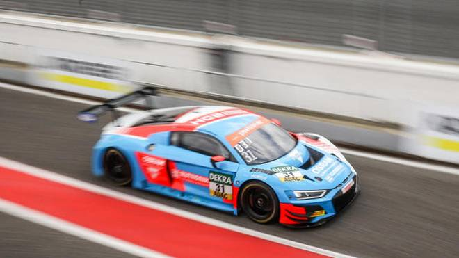Patrick Niederhauser holt die Pole-Position in Most